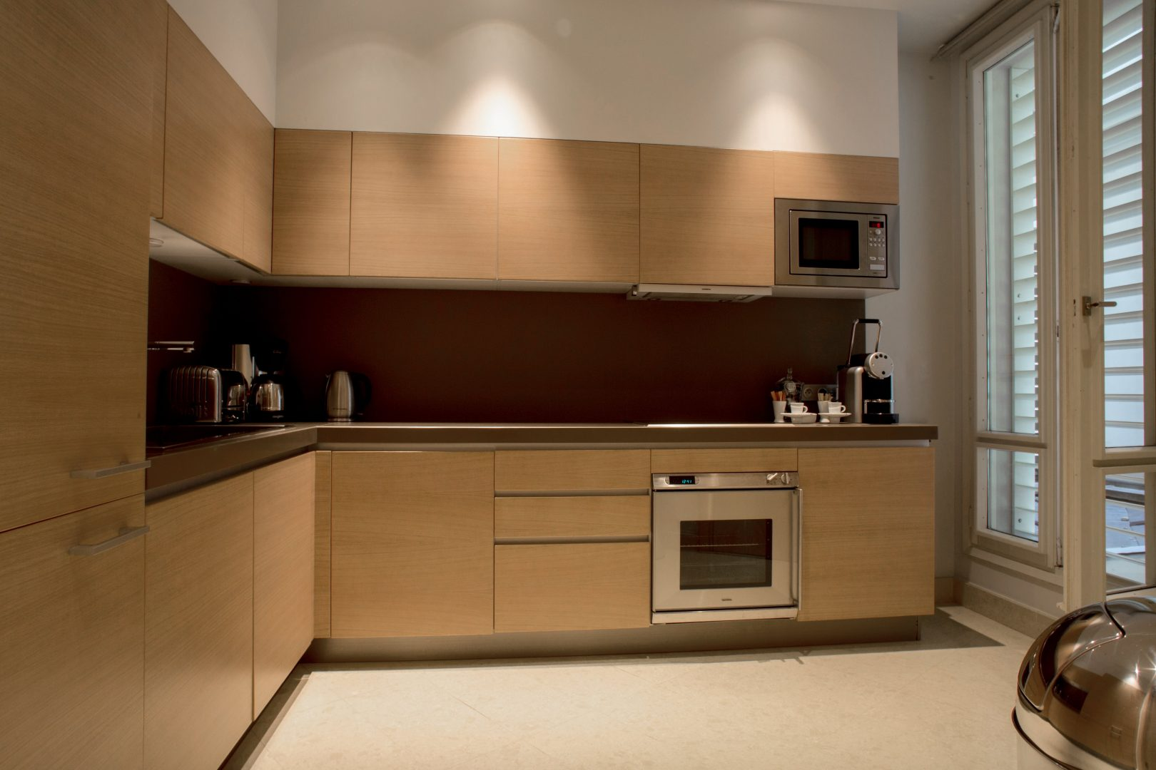One Bedroom Paris apartment, fully serviced by La Reserve Hotel