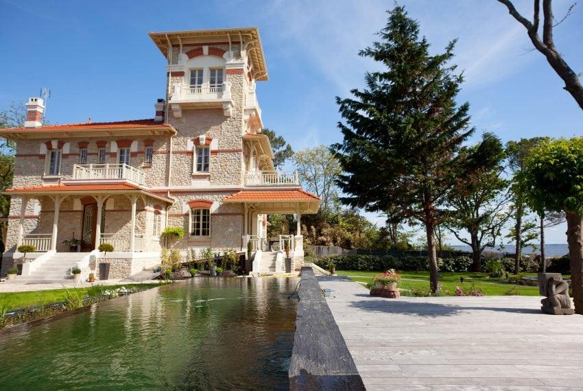 Maison Atlantique, Arcachon