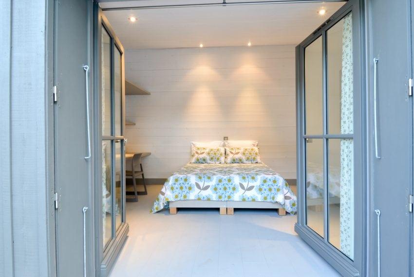 Bedroom 4 in Garden Annex
