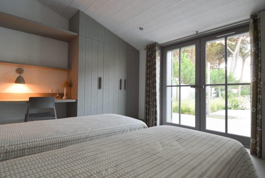 Bedroom 5 in Garden Annex