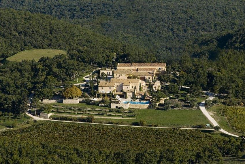 LV - aerial view of La Verriere