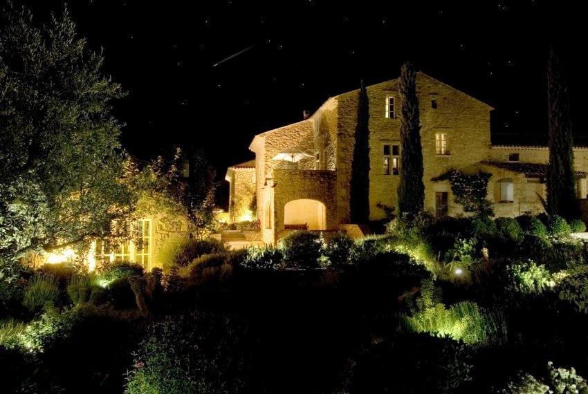 LV - house at night