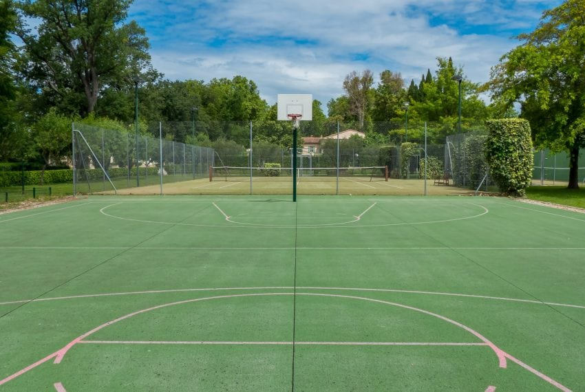 Basket Ball - Tennis Area-min