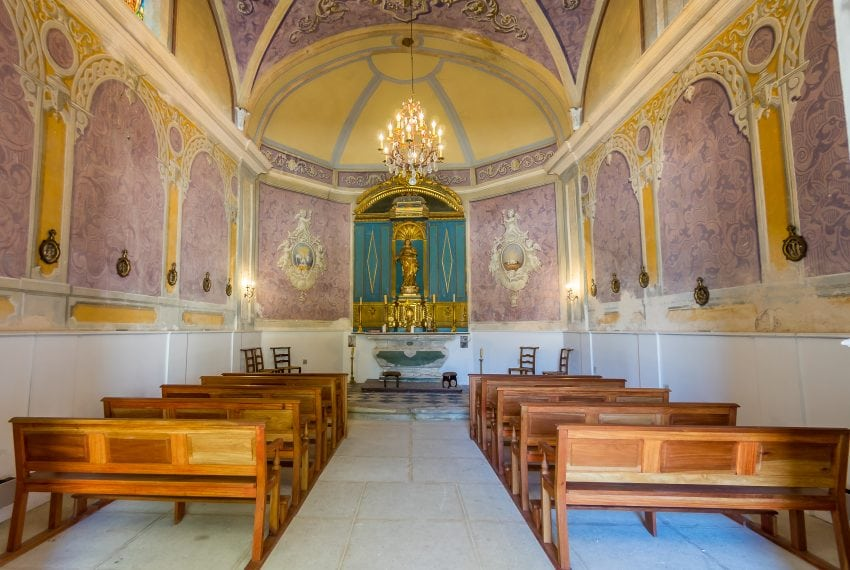 Chapel XVII Inside