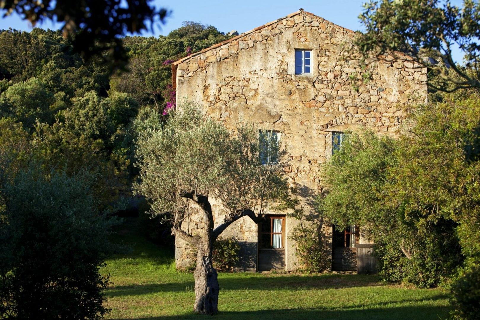 Villa Nivara, Domaine de Murtoli