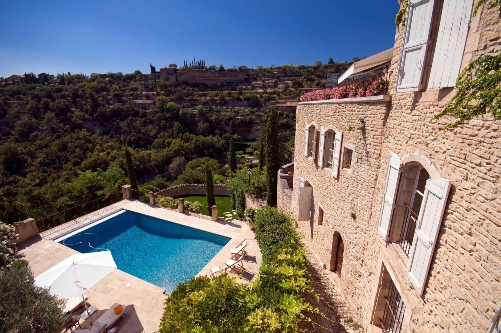 La Vigne, Gordes, Provence