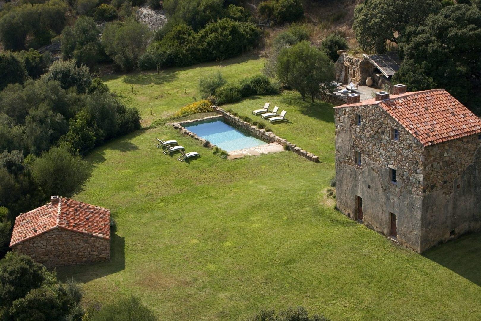 Villa A Figa, Domaine de Murtoli