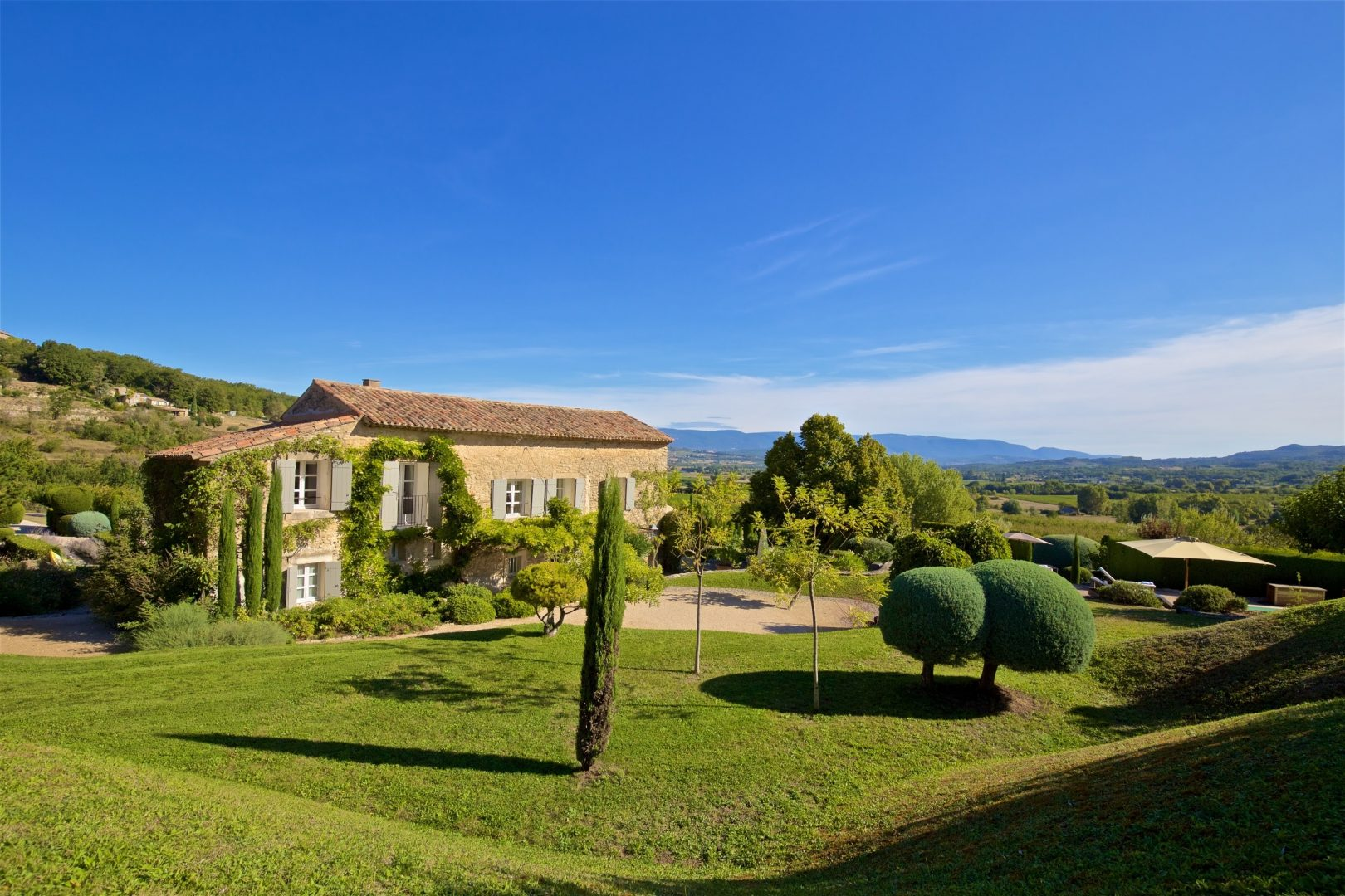 Mas d'Oléandre, Lacoste, Provence