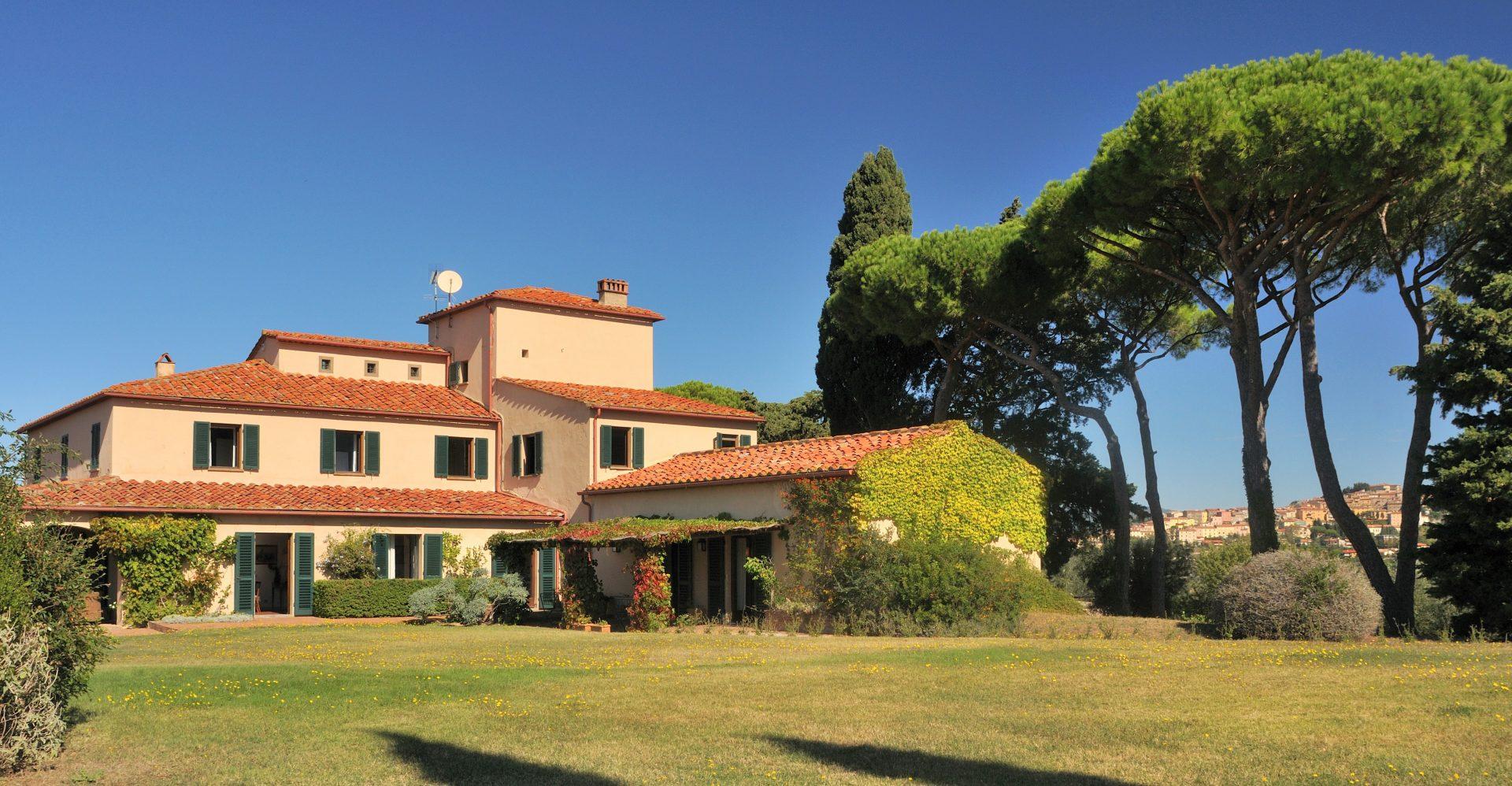 Villa Gherardesca, Maremma, Tuscany