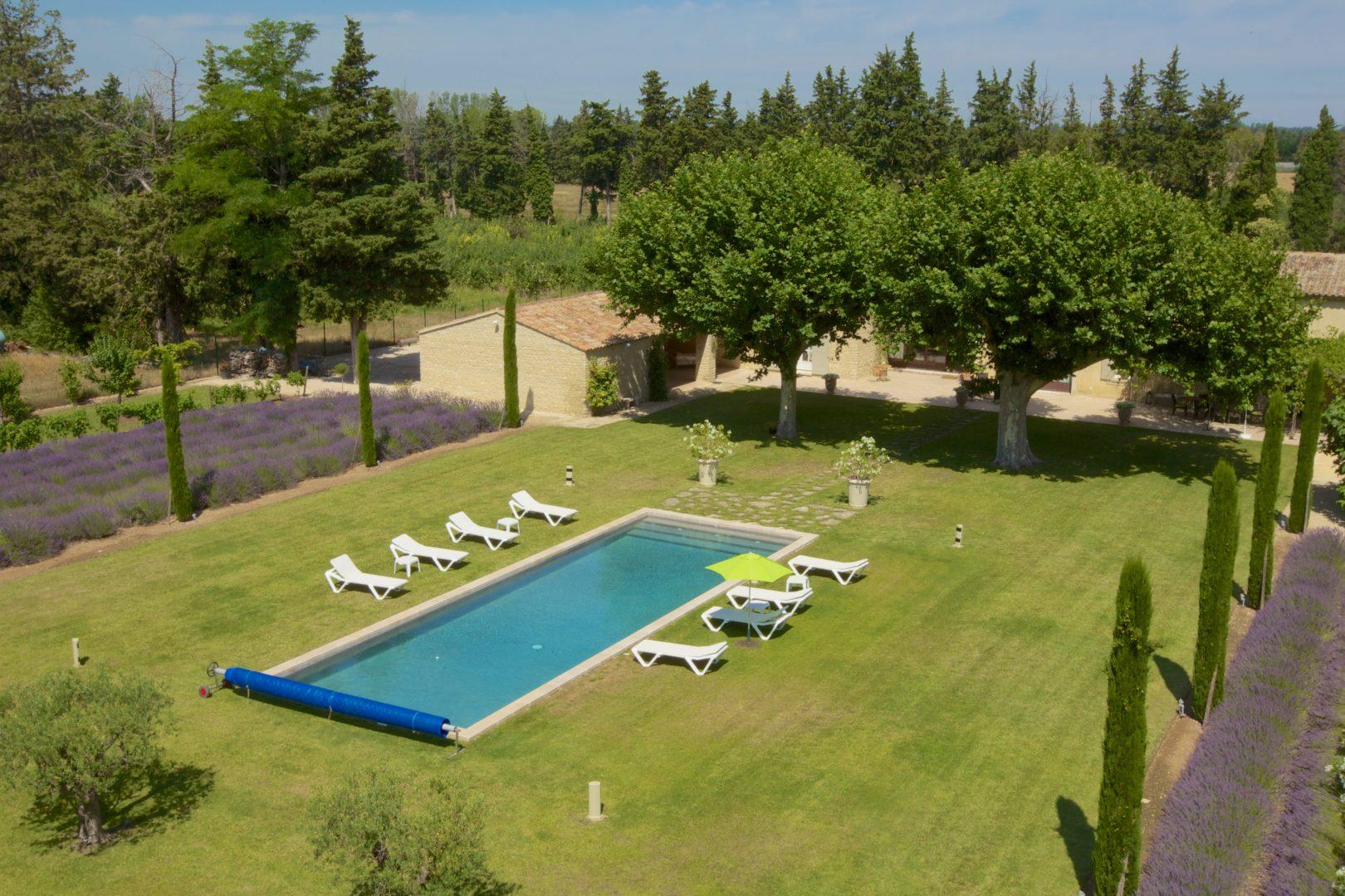 The Lavender House, Lagnes, l'Isle sur la Sorgue, Provence