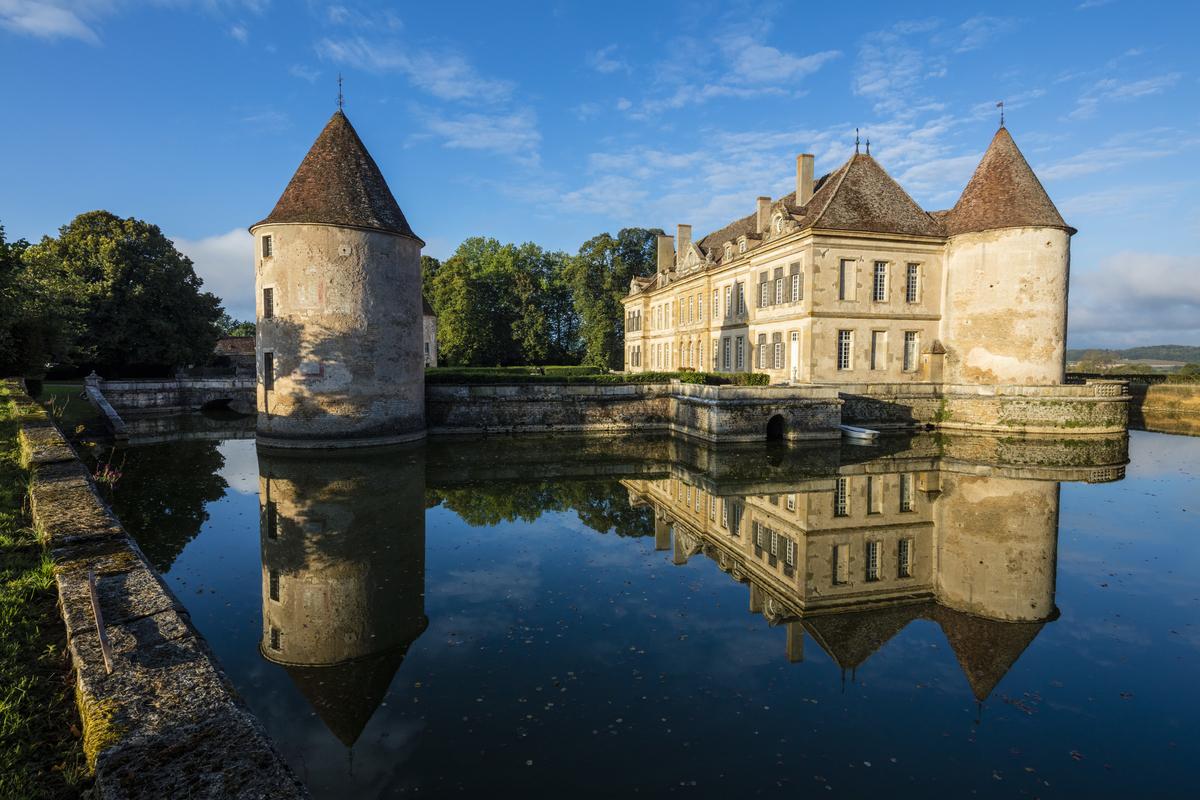 Château des Tourelles, Burgundy