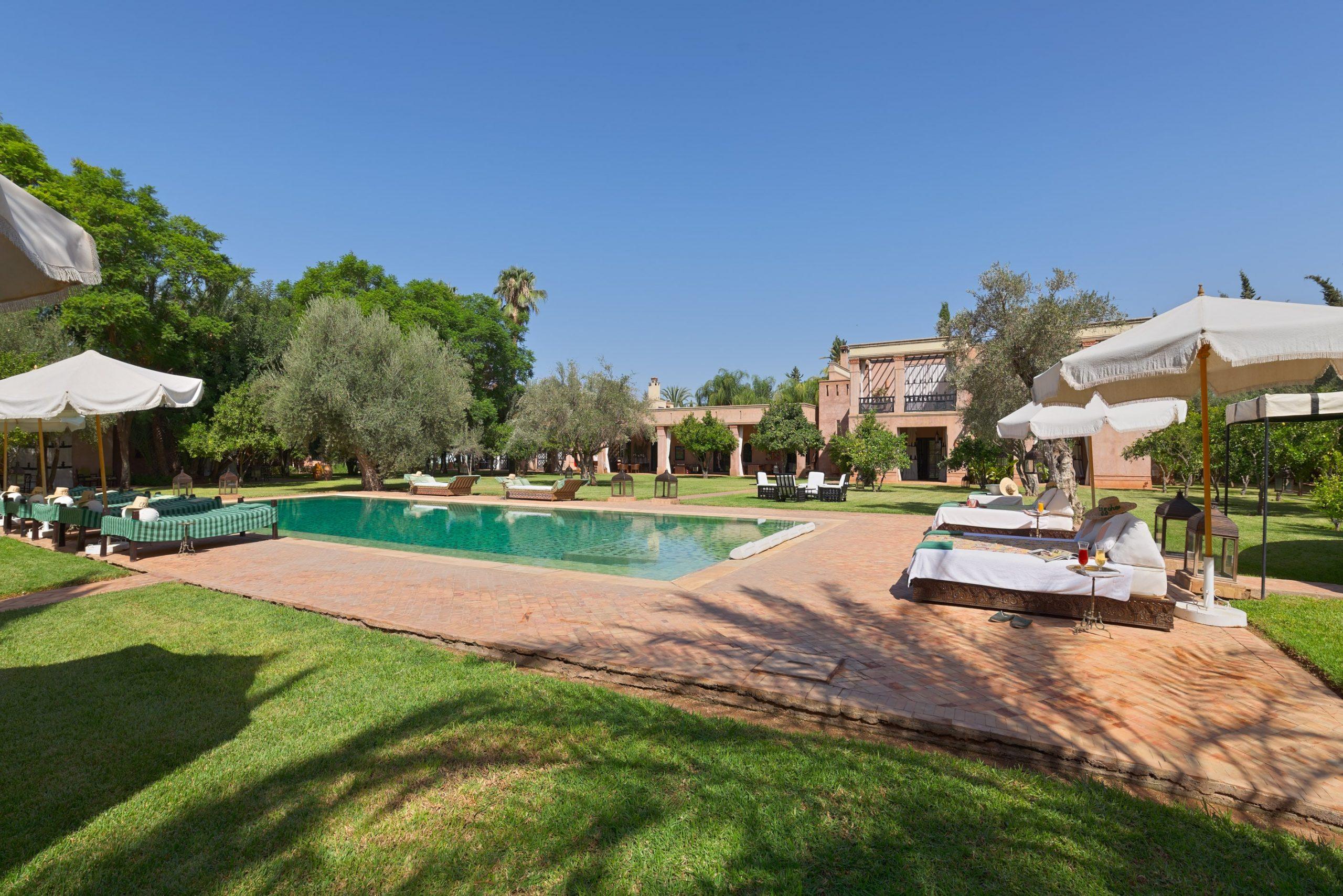 Villa Ezzahra, Ezzahra Estate, Palmeraie, Marrakech