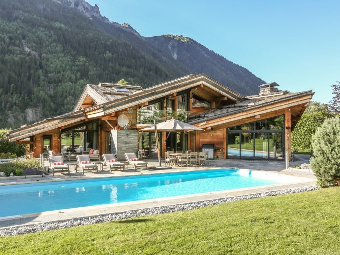 Chalet Celeste, Chamonix