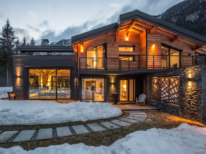 Chalet Dominique, Chamonix