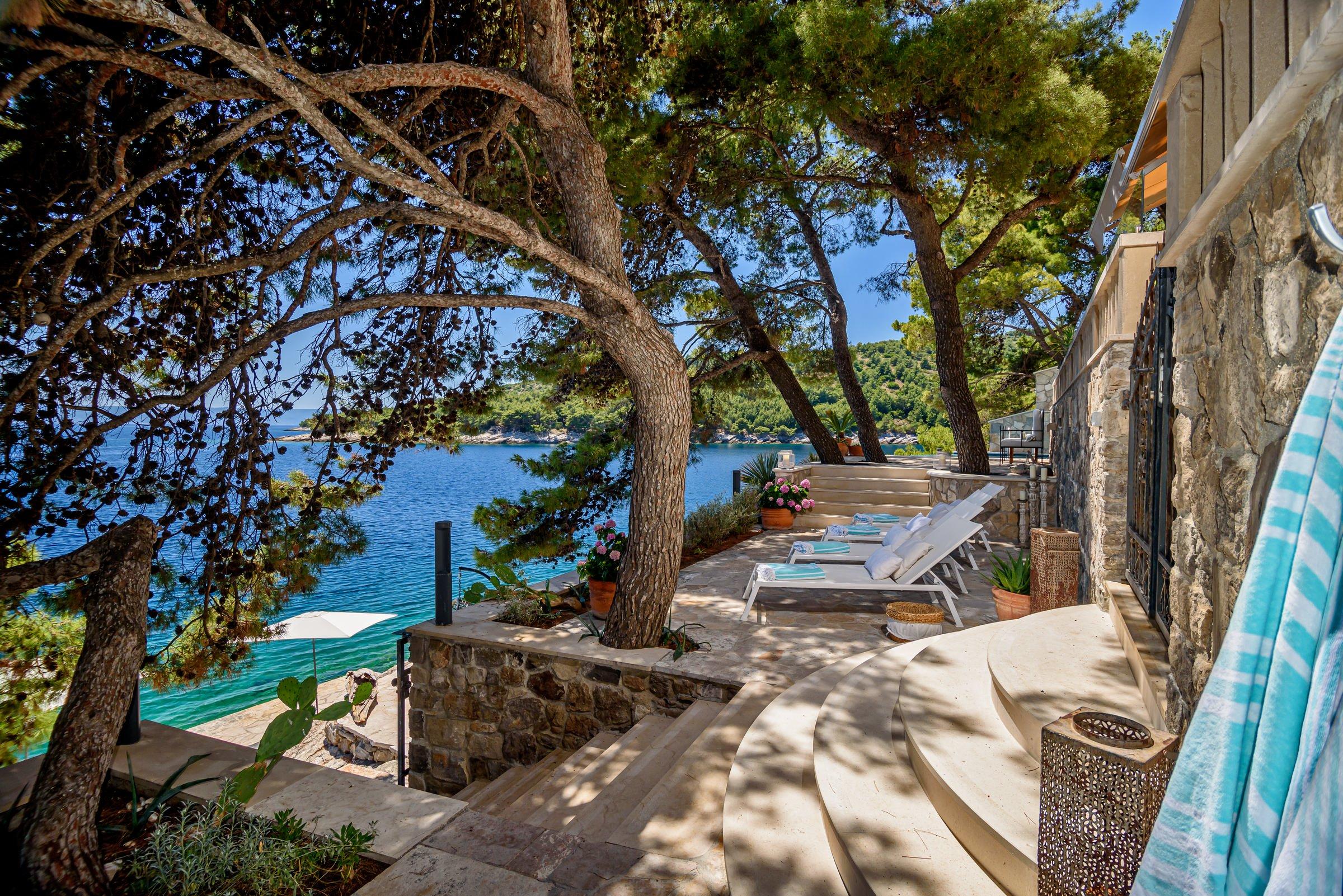 Villa Adele, Island of Brac, Croatia