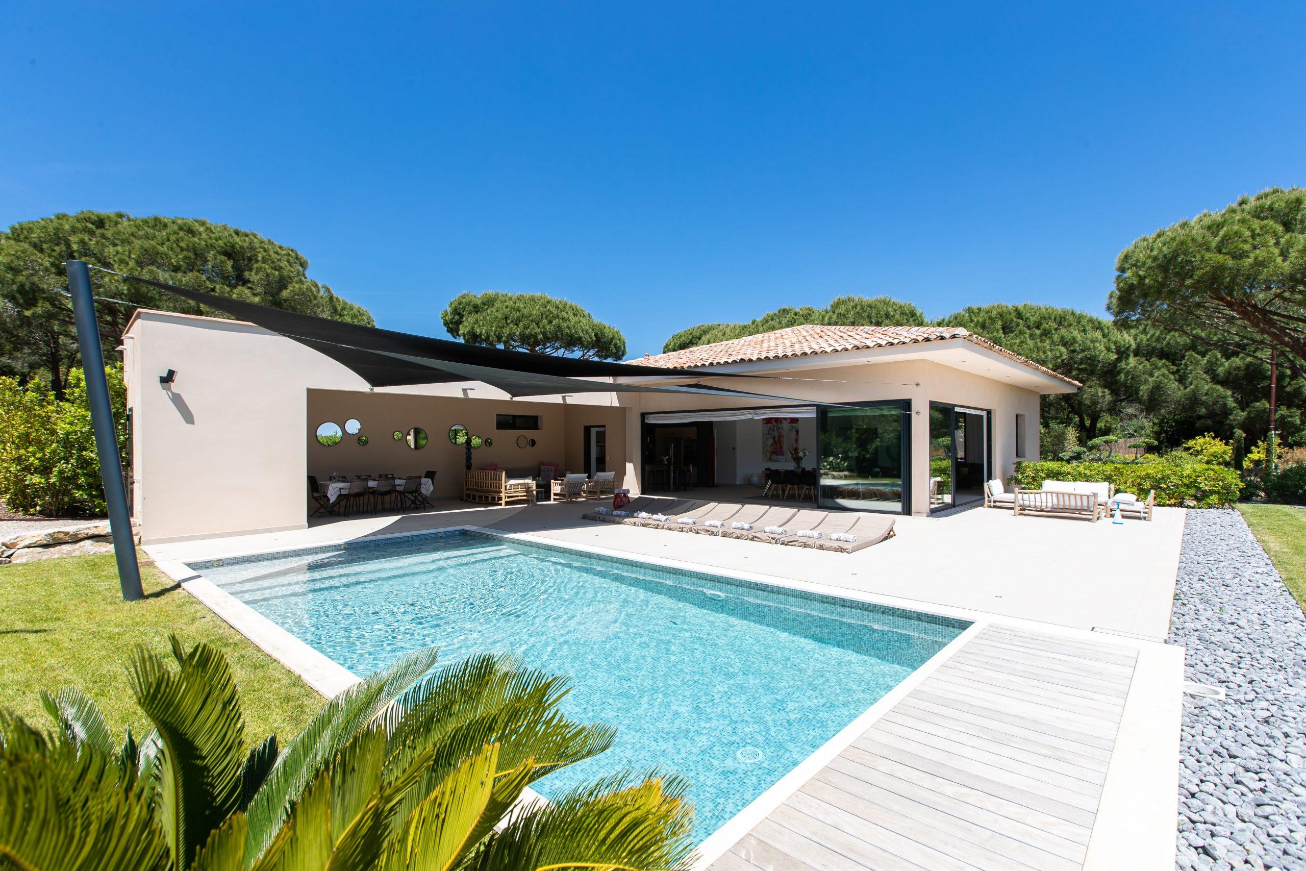 Villa d'Été, Ramatuelle, St. Tropez