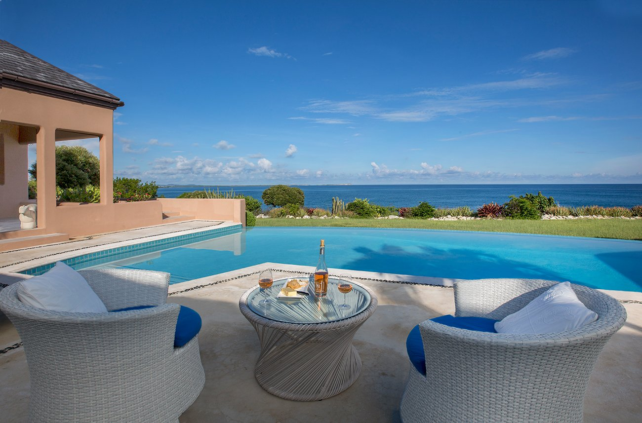 Villa Bleu, Antigua